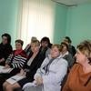 Отчётная сессия Винограднянского сельского Совета народных депутатов