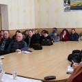 Состоялась отчётная сессия Тейского сельского Совета народных депутатов
