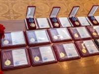 В ГРИГОРИОПОЛЕ ВРУЧИЛИ МЕДАЛИ «25 ЛЕТ ОТРАЖЕНИЯ ВООРУЖЁННОЙ АГРЕССИИ ПРОТИВ ПРИДНЕСТРОВЬЯ»