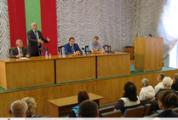 ВСТРЕЧА С КАНДИДАТОМ В ДЕПУТАТЫ ГОСУДАРСТВЕННОЙ ДУМЫ РОССИИ СЕРГЕЕМ ЧИЖОВЫМ