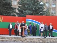 В ГРИГОРИОПОЛЕ ОТМЕЧАЮТ 31-ЛЕТИЕ РЕСПУБЛИКИ