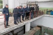 Вадим Красносельский посетил с инспекцией ГНС «Ташлык»