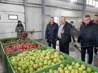 Президент посетил григориопольскую агрофирму